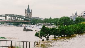 西歐暴雨成災 德國憂死亡人數續升
